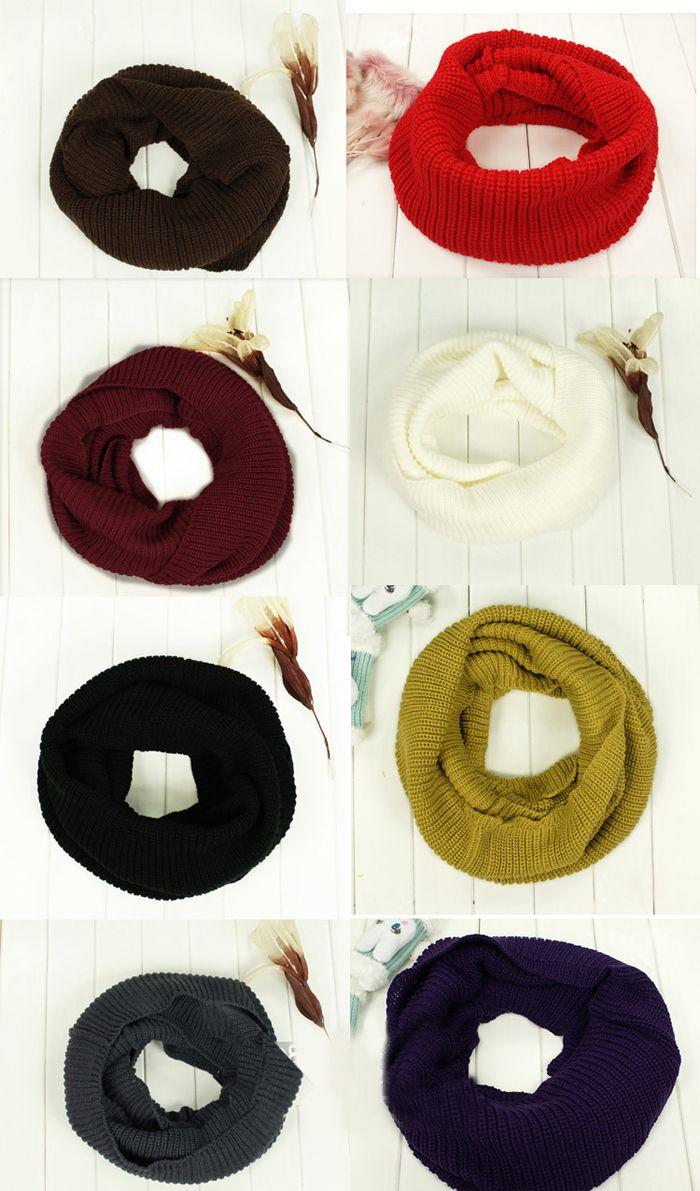Hot Sales Wide Wool Yarn Scarf