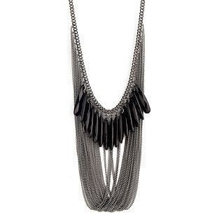 Fashion and Unique Style Multi-tassels Decorated Necklace