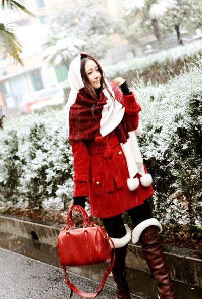 Stylish and Laconic PU Zipper Design Handbag/Slanting Bag/One-Shoulder Bag For Female