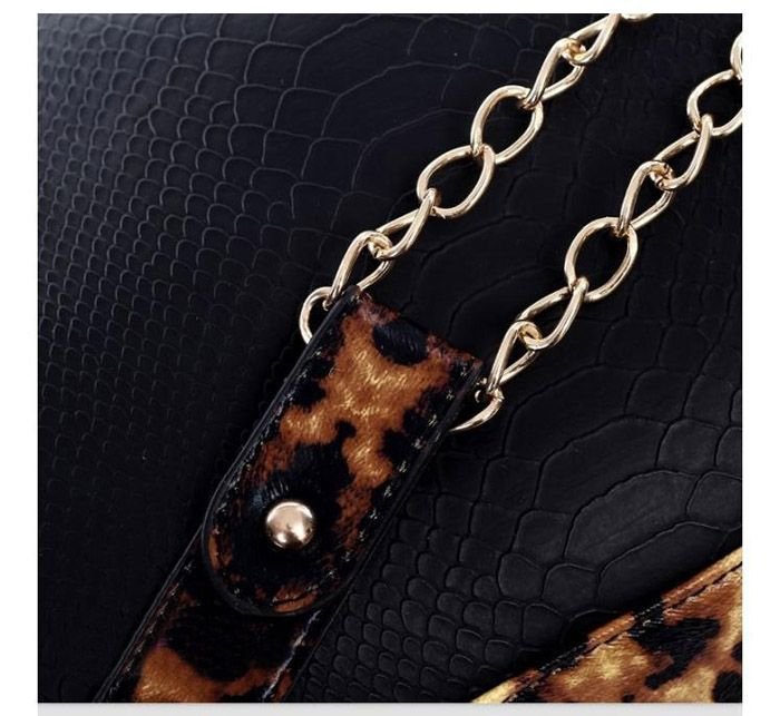 New Arrival Crocodilian Veins Embellished Handbag/Slanting Bag For Female