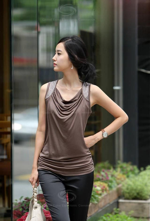 http://www.dresslily.com/elegance-style-cowl-neckline-sleeveless-cotton-t-shirt-for-women-product9499.html
