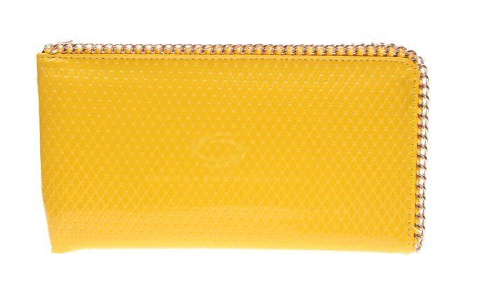 Weaving and Metal Design Women's Clutch bag