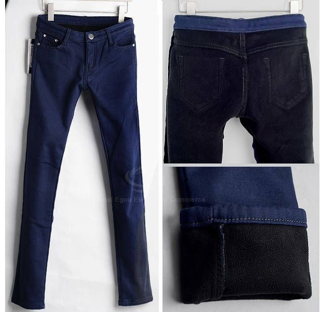 Slimming Thicken Women's Pencil Pants