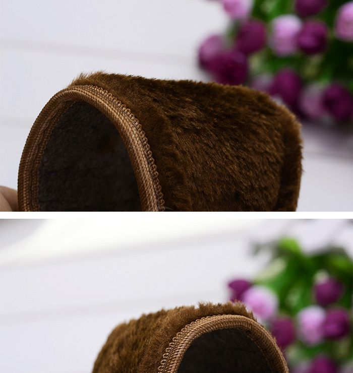 Warmming and Healthy Pair of Deodorant Cotton Velvet Insoles For Couples
