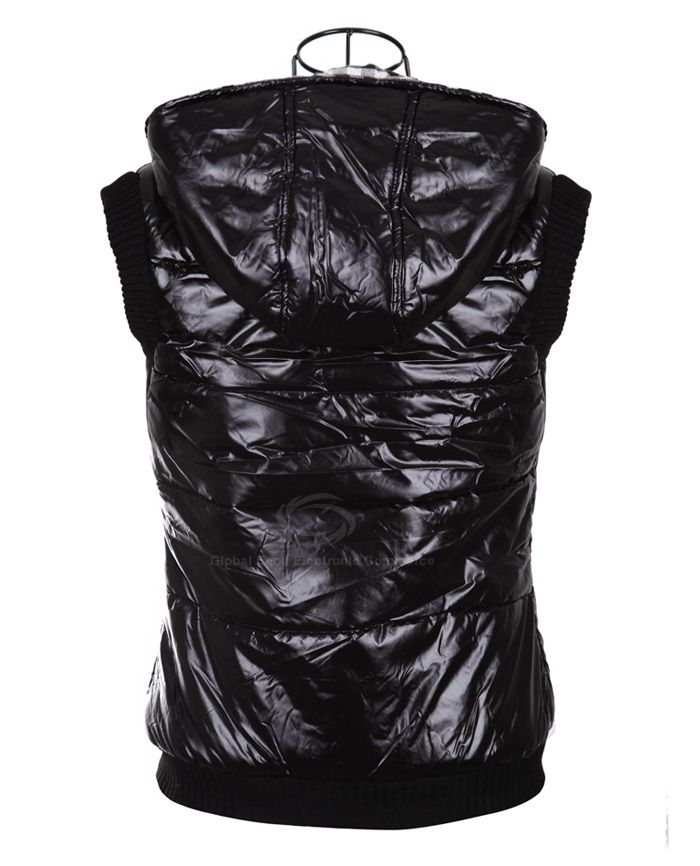 Fashionable Hooded Zipper Design Sleeveless Keeping Warm Casual Multicolor Women's Waistcoat