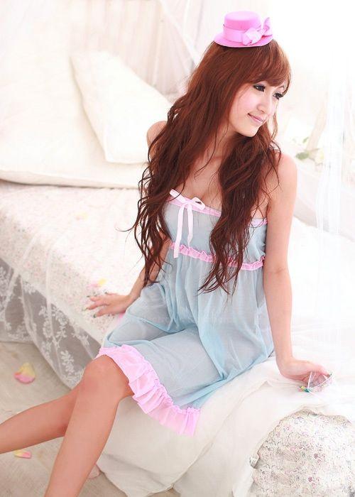 Charming Layered Ruffles Lace Hem Dress For Women