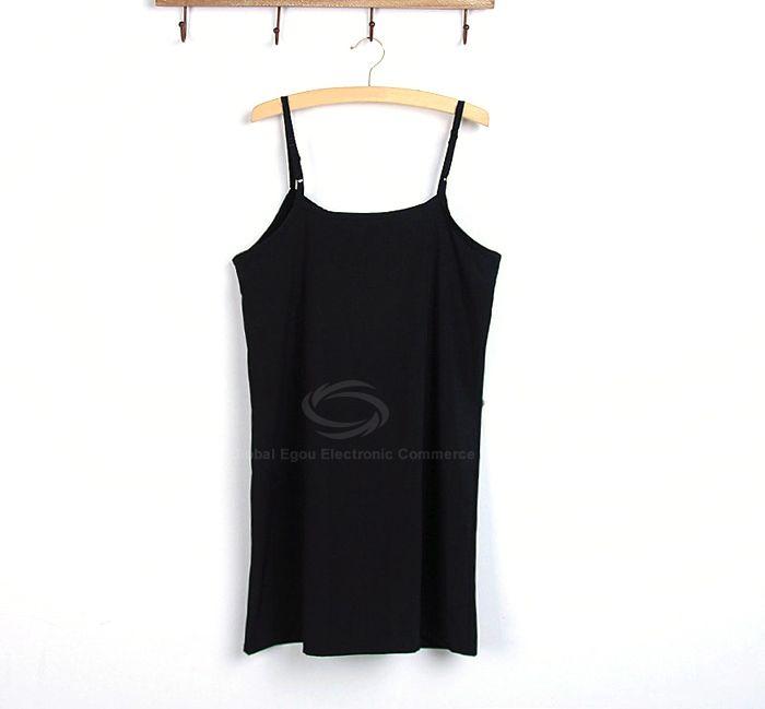 Stunning Shirt Neck Openwork Twinset Cotton Blend Women's Dress