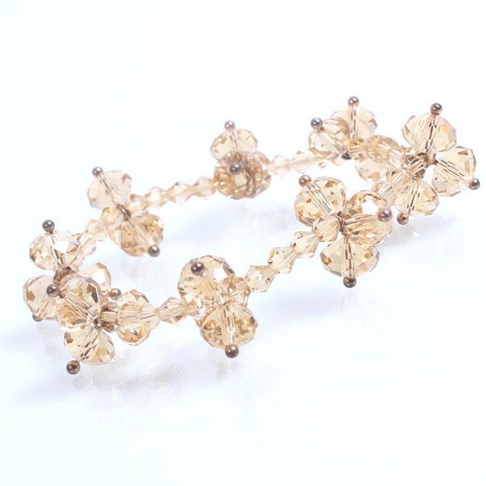Briliant OL Style Crystal Bead Women's Bracelet