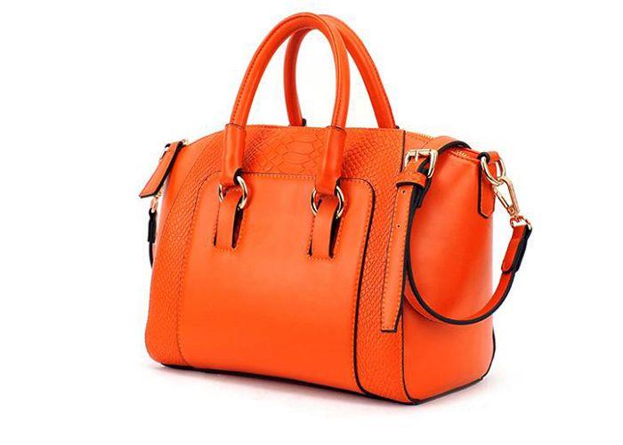 Lady Handbag Shoulder Bag Tote Purse Leather Messenger Bag