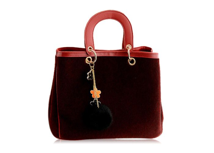 Stunning Splice and Pendant Design Women's Tote Bag