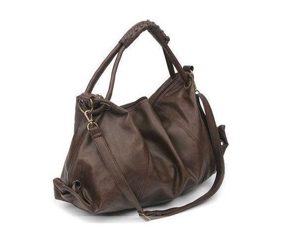 Hot Sale New Korean Style Lady PU Leather Handbag Shoulder Bag