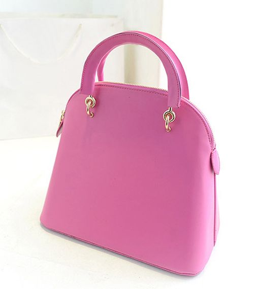 Elegant Pendant and Solid Color Design Women's Tote Bag