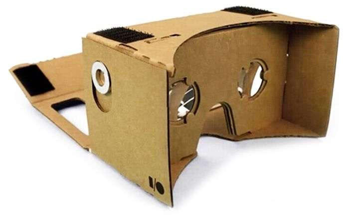 DIY Google Paperboard Mobile Phone 3D Glasses Virtual Reality for iPhone Samsung Google Nexus 6