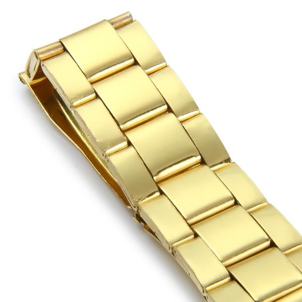 YTwatch Golden Color Female Quartz Watch Luxurious Diamond Wristwatch