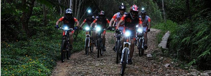 Nitefighter BT40S Cree XP-G2 1600lm Neutral White LED Bicycle Light Bike Headlamp