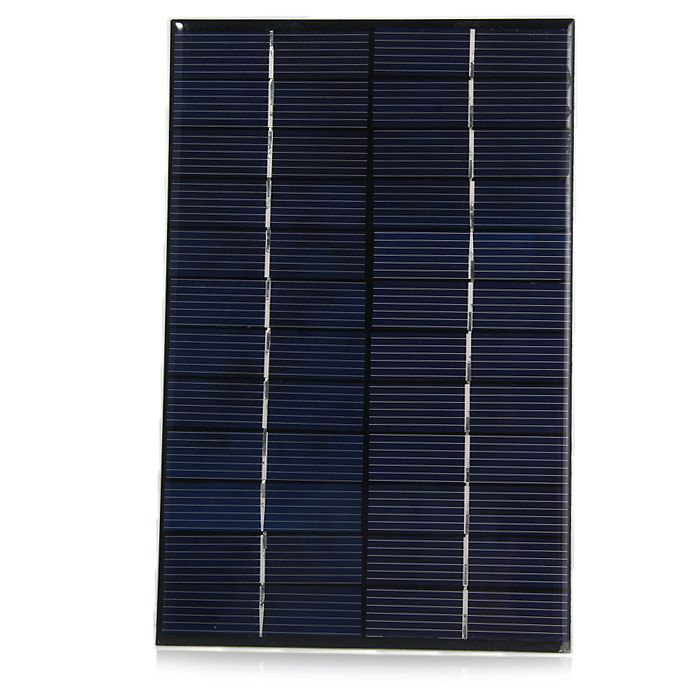 4.2W 12V Polycrystalline Silicon Solar Cell for Making Experiments