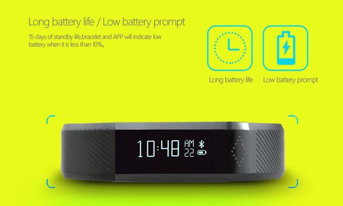 vidonn x6 smart wristband manual