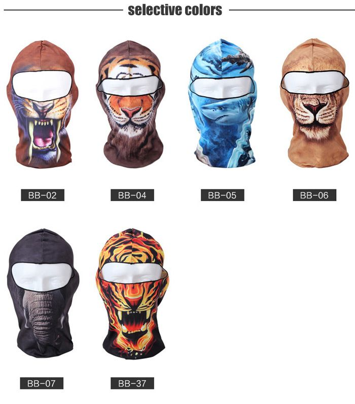 Qinglonglin Summer Floral Print Cycling Face Mask Polyester Made