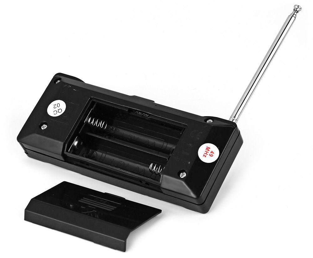 1 : 63 Coke Can Mini RC Radio Remote Control Micro Racing Car