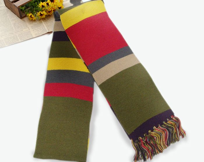 Colorful Winter Warm Keeping Scarf for Men / Women