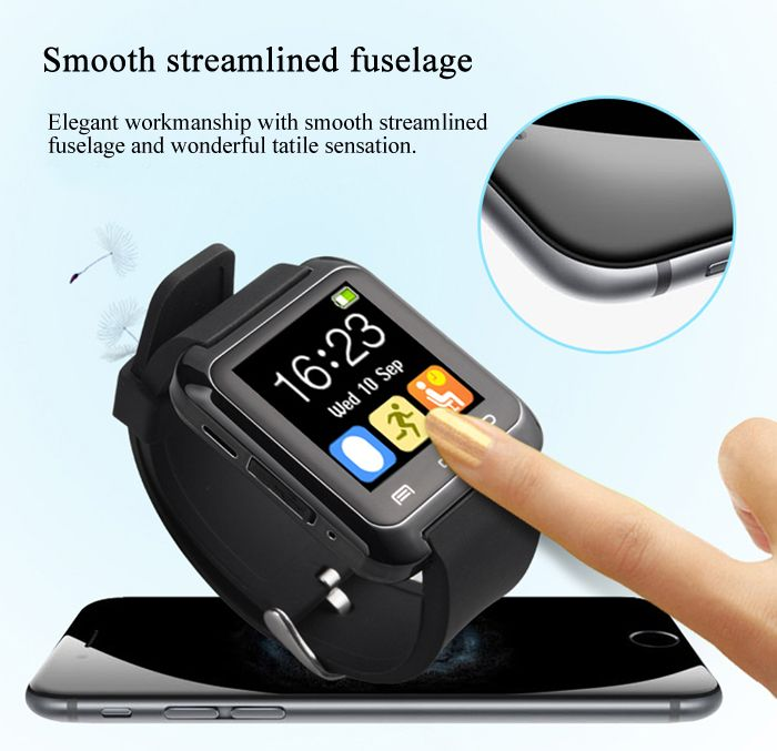 U80 Smart Watch with Pedometer Function