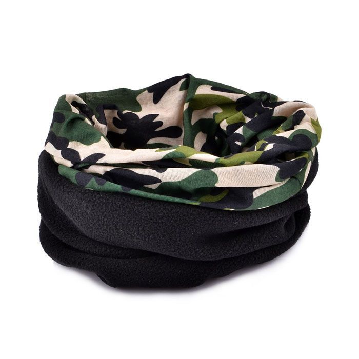 Camouflage Pattern Multifunction Ever-changing Outdoor Coverchief for Hiking and Running