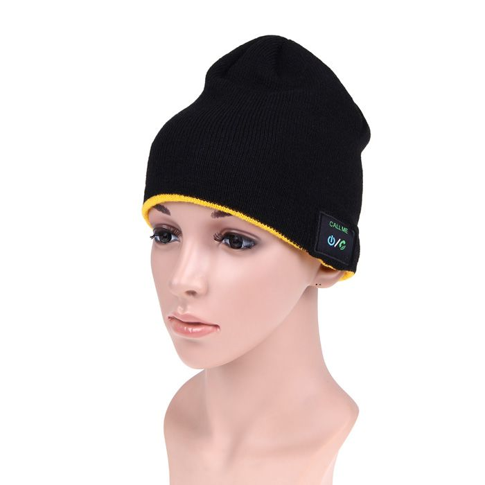 MZ012 Outdoor Breathable Music Bluetooth Knitted Hat with V3.0 + EDR Bluetooth for Hiking / Cycling