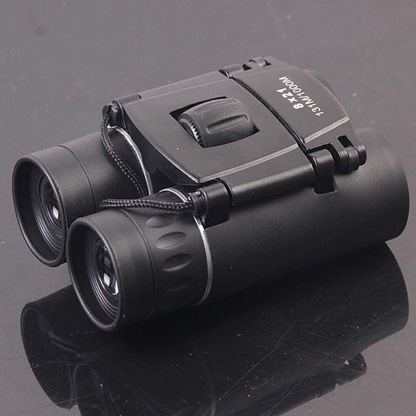 Fashion Pocket-Size HD Micro Night Vision 8x21 Binocular Telescope