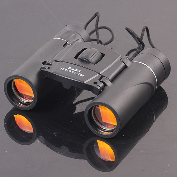 Fashion Pocket-Size HD Micro Night Vision 8x21 Binocular Telescope