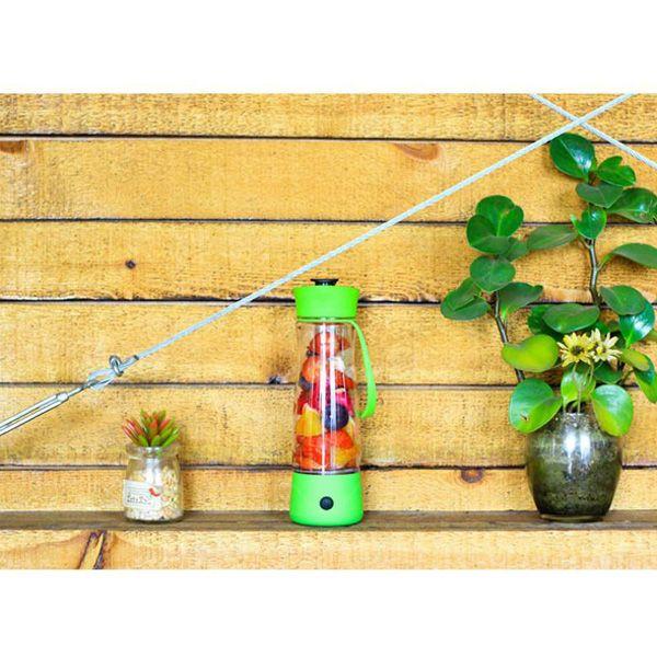 High Quality 350ML USB Charging Mini Bottle Juicer
