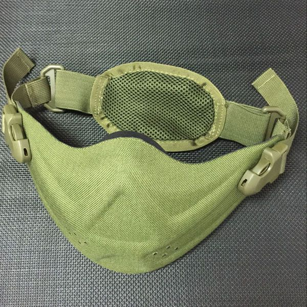 Outdoor Sports Hiking Light Weight Solid Color Cycling Dustproof Mask