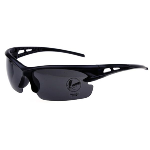 Outdoor Sports Mountain Biking Plastic Cycling Sunglasses