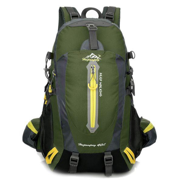 Multifunctional Travel Hiking Backpack Waterproof Outdoor Climbing Bag