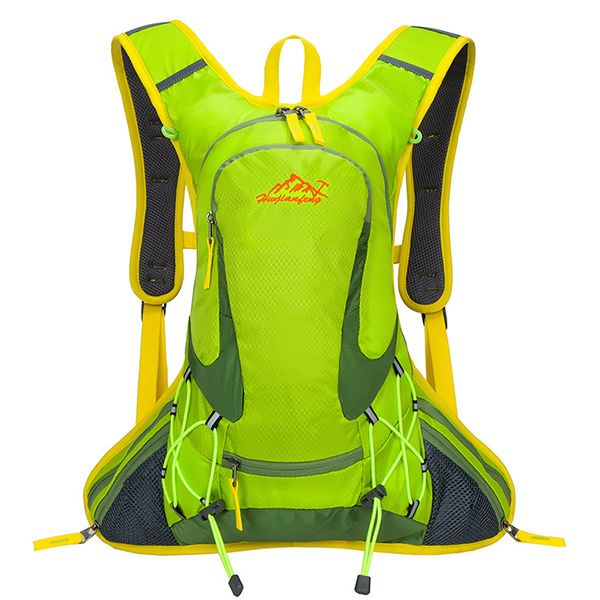 Waterproof Outdoor Travel Sport Hiking Backpack Fixed Gear Cycling Bag