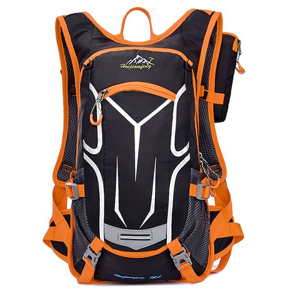 Multifunctional Waterproof Outdoor Travel Sport Backpack Fixed Gear Cycling Bag