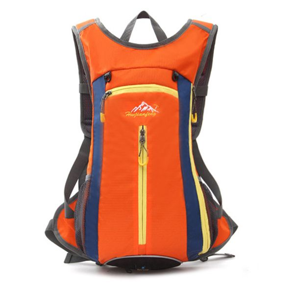 Multifunctional Waterproof Outdoor Sport Travel Backpack Fixed Gear Cycling Bag