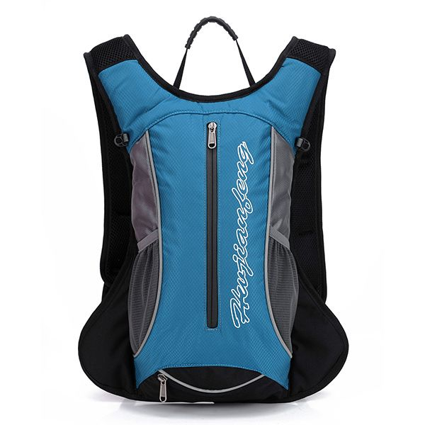 10L Waterproof Outdoor Travel Sport Basketball Backpack Fixed Gear Cycling Bag