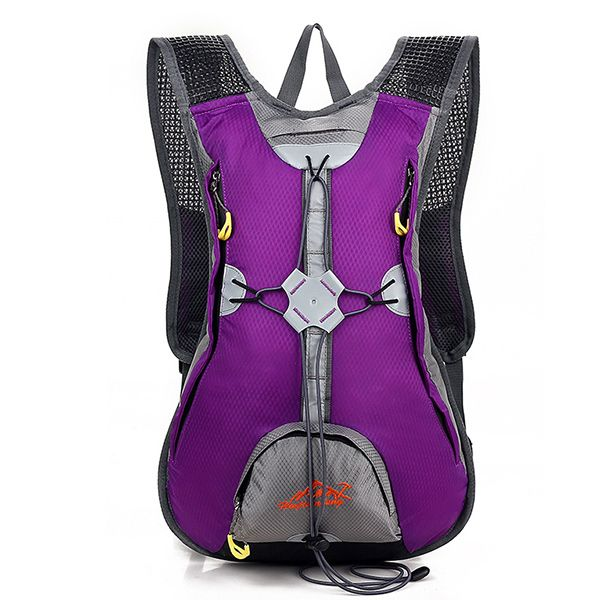 Waterproof Outdoor Travel Sport Climbing Backpack Fixed Gear Cycling Bag