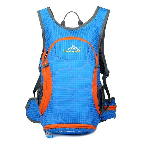 12L Waterproof Outdoor Travel Sport Climbing Backpack Fixed Gear Cycling Bag
