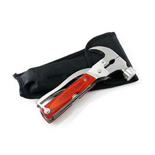 High Quality Outdoor Folding Multifunctional Emergency Car Safety Hammer