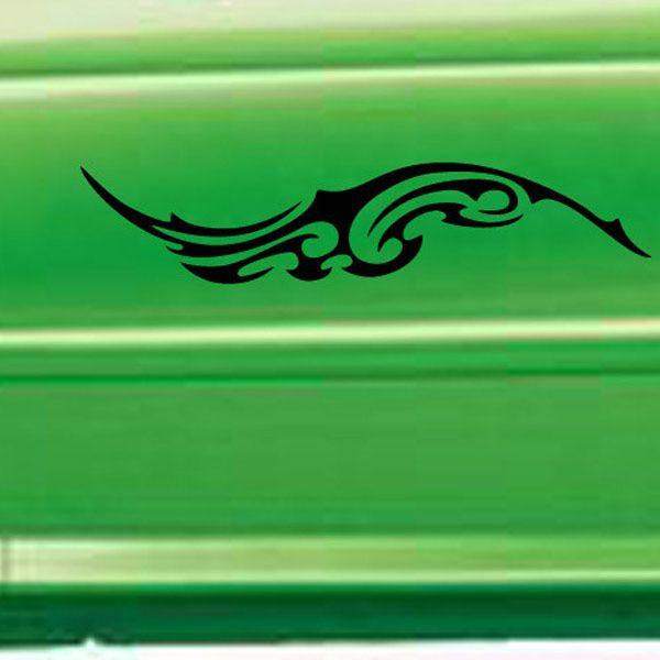 Fashion Waterproof Totem Pattern Car Sticker For Automotive Decorative Supplies