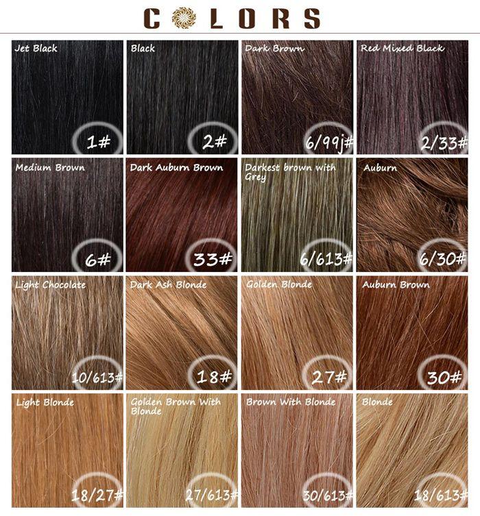 Human Hair Charming Medium Full Bang Straight Capless Wig