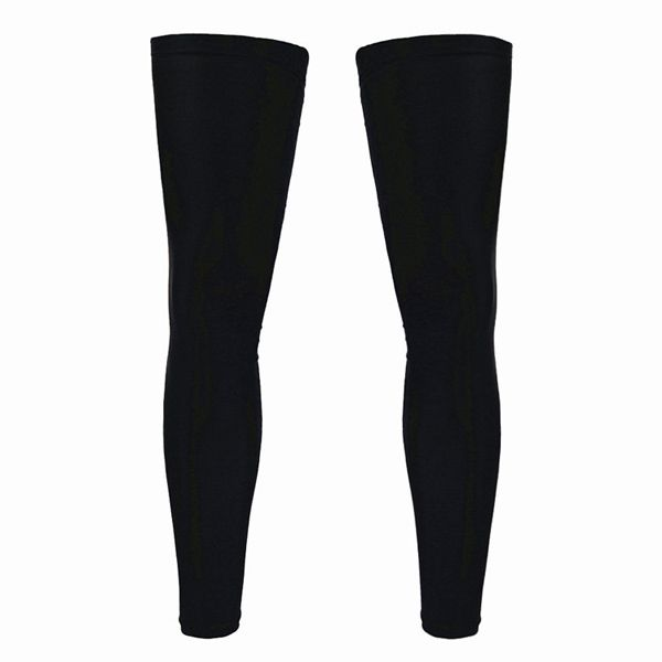 Pair of High Quality Anti UV Super Elastic Cycling Leg Sleeve
