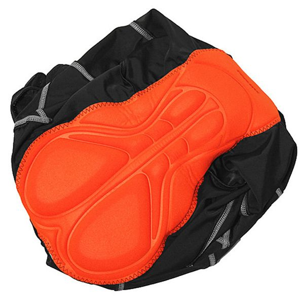 Men's Breathable 3D Cushion Pad Cycling Bib Shorts