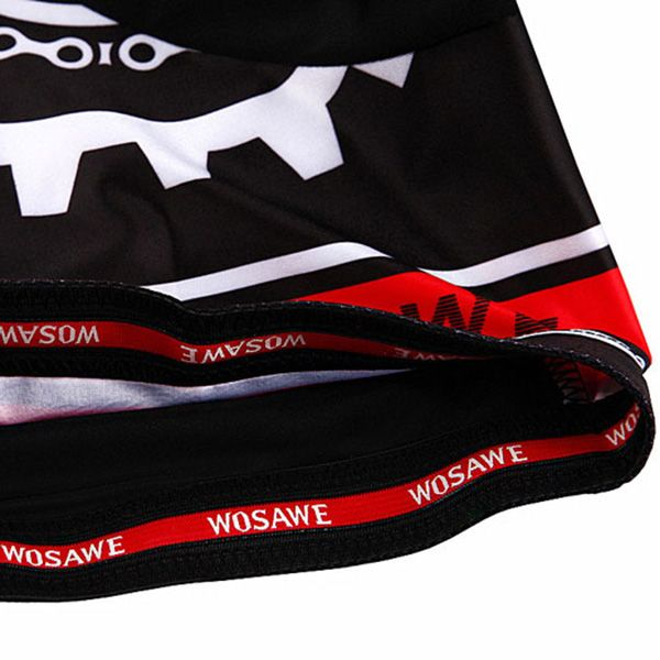 High Quality Breathable Quick Dry Gel Padded Cycling Shorts For Unisex
