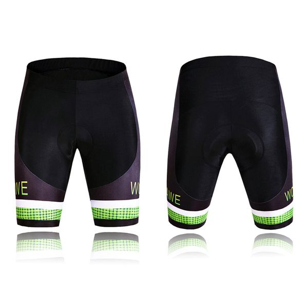High Quality Quick Dry Gel Silicone Padded Cycling Shorts For Unisex