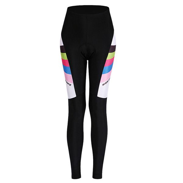 Comfortable Breathable Gel Padded Tight Cycling Pants For Women