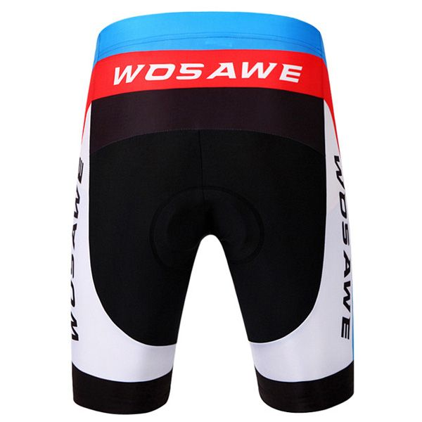 High Quality Breathable Gel Padded Cycling Shorts For Men