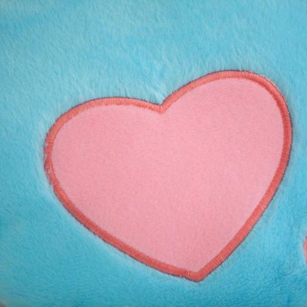 Creative Bear's Pow Shape Valentine's Day Gift Luminous Pillow