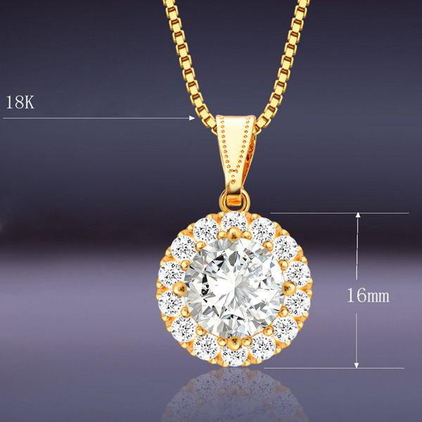 A Suit of Graceful Faux Crystal Necklace and Earrings For Women